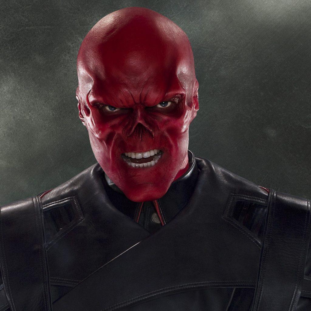 The First Avenger Red Skull HD