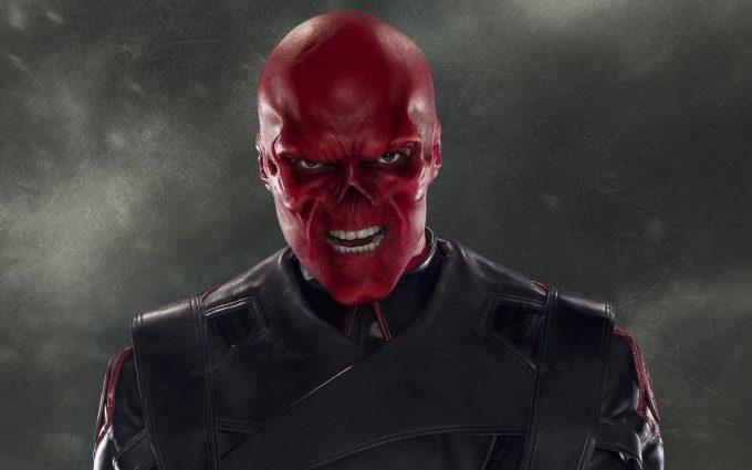 Captain America The First Avenger 2011 Red Skull HD