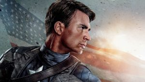 Captain America: The First Avenger (2011) Steve Rogers 4K