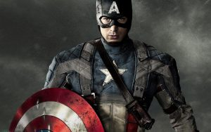 Captain America: The First Avenger HD
