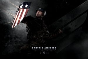 Captain America The First Avenger 4