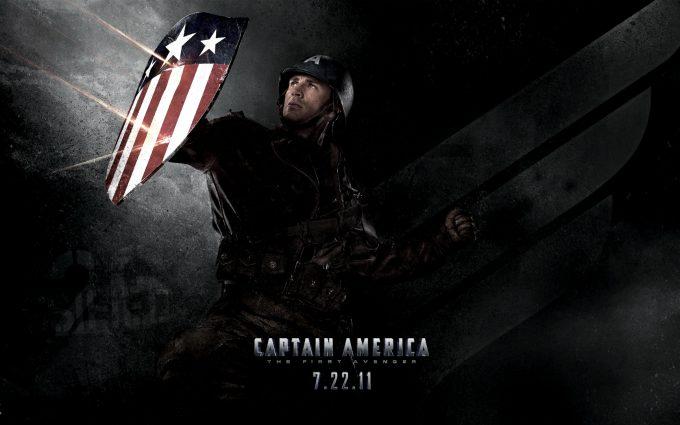 Captain America The First Avenger 4