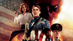 Captain America: The First Avenger (2011) HD