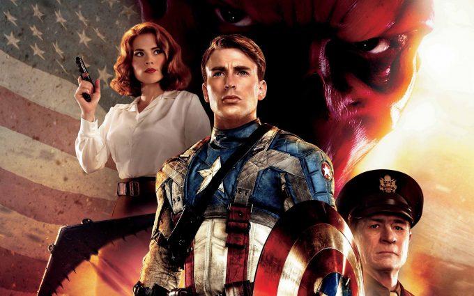 Captain America The First Avenger HD