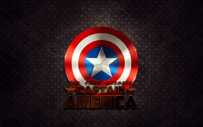 Captain America The First Avenger Shield HD