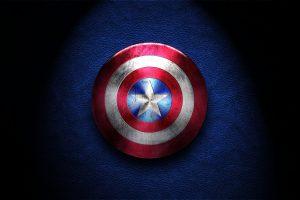 Captain Americas shield HD