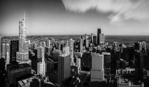 Chicago (B&W) HD