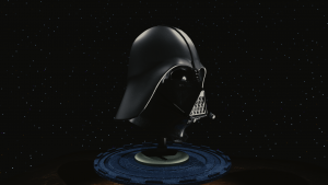 Darth Vader Head HD