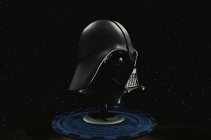 Darth Vader Head HD