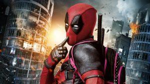 Deadpool (Film 2016) 4K