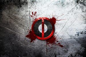 Deadpool Logo 4K
