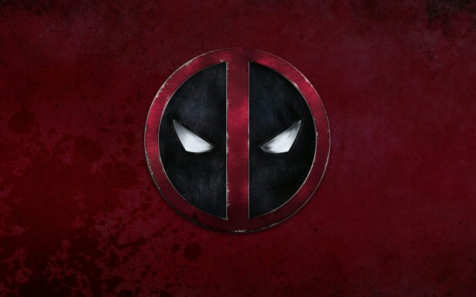 Deadpool Logo Grunge HD