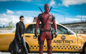 Deadpool and Negasonic Teenage Warhead HD