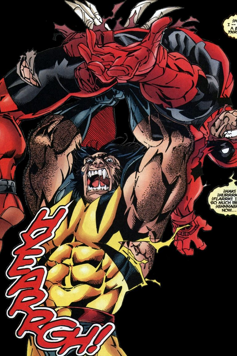 Deadpool vs wolverine 4k uhd wallpaper - Wallpaper wolverine 4k ...