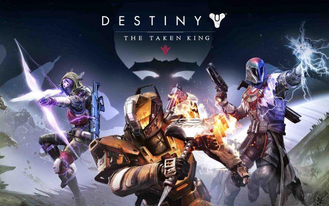 Destiny The Taken King 8K v2