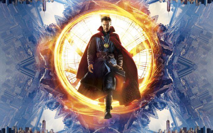Doctor Strange 2016 4K