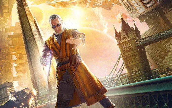 Doctor Strange 2016 Kaecilius 4K