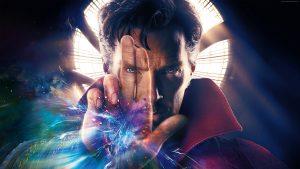 Doctor Strange (2016) 4K