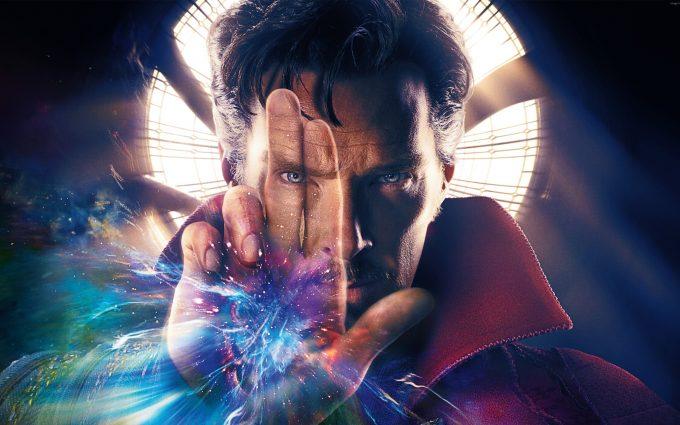 Doctor Strange 4K