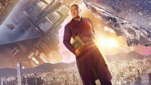 Doctor Strange (2016) Wong 4K