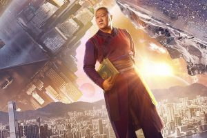 Doctor Strange Wong 4K