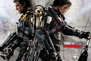 Edge of Tomorrow 2014 Sergeant Rita Vrataski Major William Cage