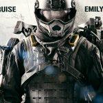 Edge of Tomorrow 2014 Tom Cruise Emily Blunt HD