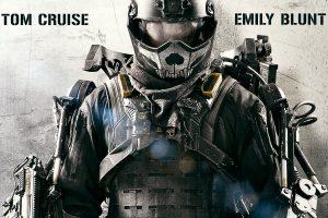 Edge of Tomorrow 2014 Tom Cruise Emily Blunt HD