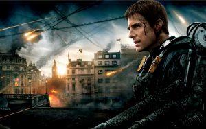 Edge of Tomorrow, Major William Cage HD