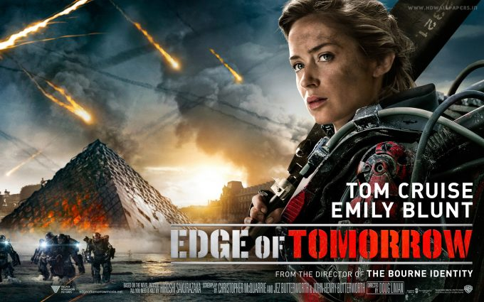 Edge of Tomorrow Sergeant Rita Vrataski HD