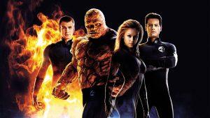 Fantastic Four (2005) – HD