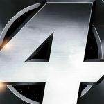 Fantastic Four 2005 Grey Logo HD