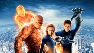 Fantastic Four 2005 HD