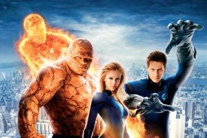Fantastic Four HD