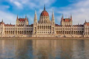 Hungarian Parliament Building HD