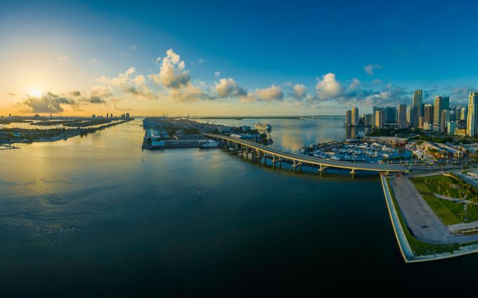 Miami USA 8K