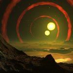 Planetscape Beta Lyrae HD