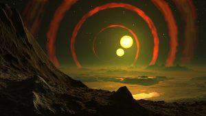 Planetscape, Beta Lyrae HD