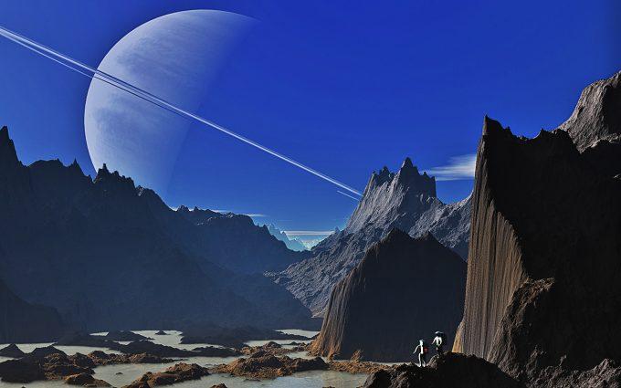Planetscape Saturn HD 2