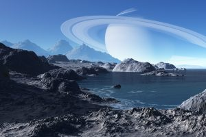 Planetscape, Saturn HD