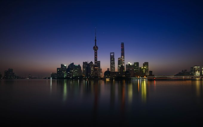 Shanghai At Sunrise 6K