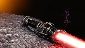 Star Wars Sith Lightsaber HD