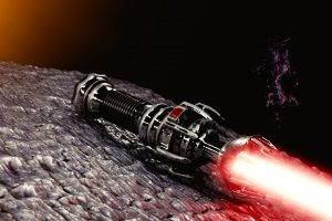 Star Wars Sith Lightsaber HD