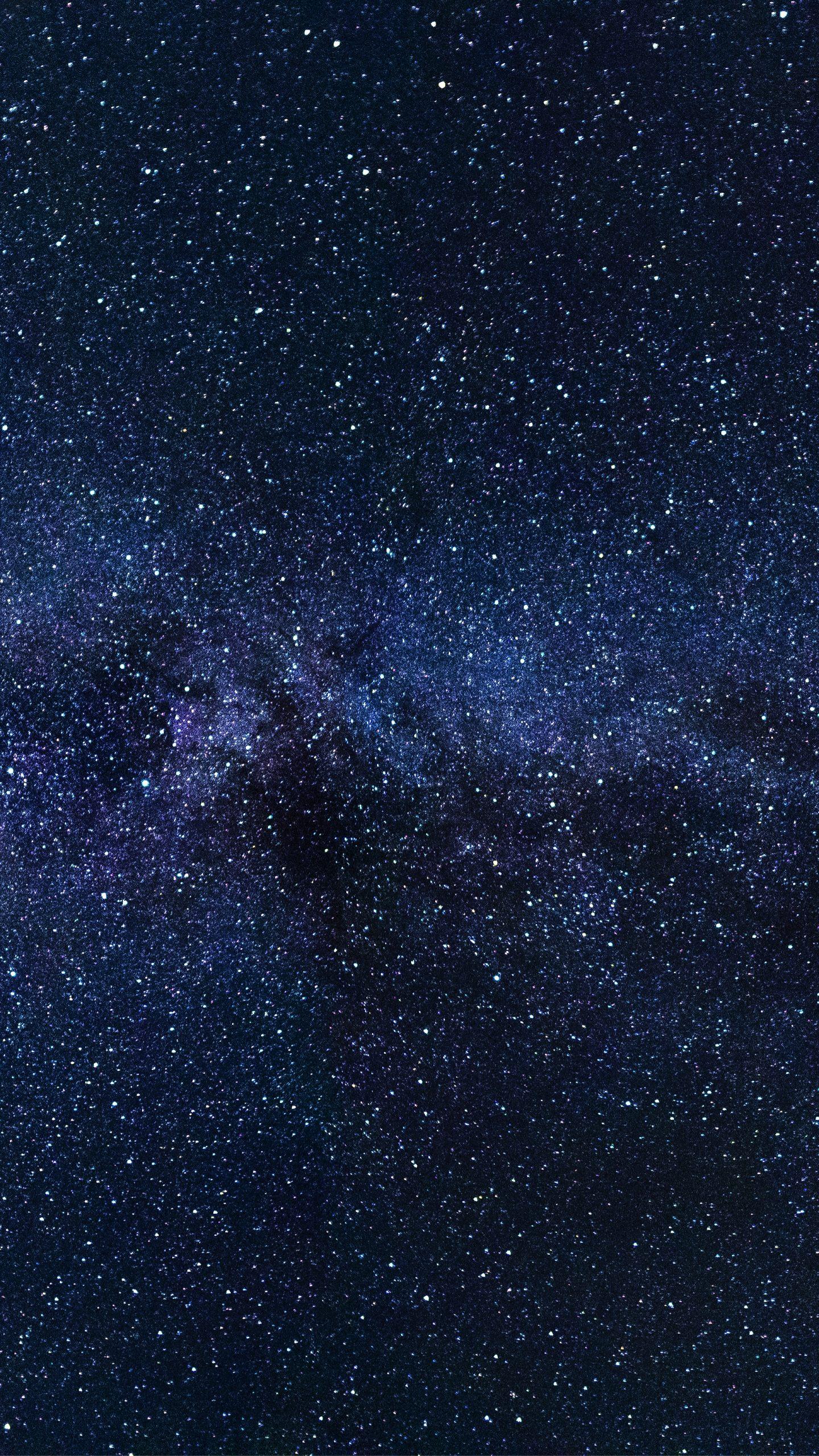 Starry Sky 5k Uhd Wallpaper