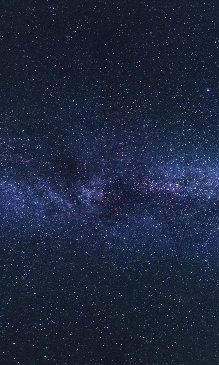 starry sky 5k uhd wallpaper | wallpapers.gg