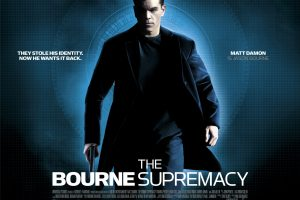 The Bourne Supremacy HD