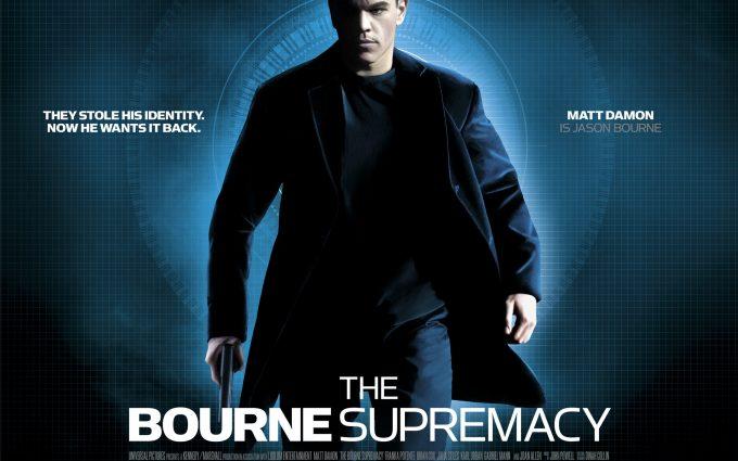 The Bourne Supremacy HD