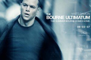 The Bourne Ultimatum (2007) HD