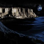 The Planet Earth Seen From The Moon HD