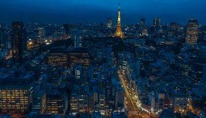 Tokyo At Night (Japan) HD